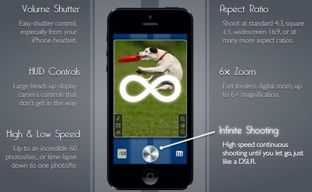 Apple buys SnappyLabs to improve your high-speed iPhone photography