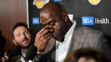 Magic's mixed messages about the Lakers