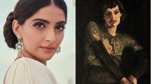 Sonam Kapoor Shares Her Admiration For Amrita Sher-Gil