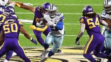 Ezekiel Elliott: We're right where we need to be in the division