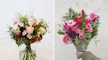 On a budget: the best Valentine's Day bouquets for under £50