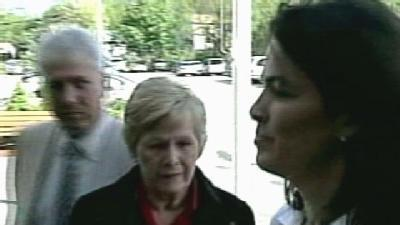 Uncut: Nancy Kerrigan Arrives At Court