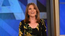 Marianne Williamson says 'cynicism' won't stop her presidential campaign