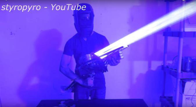 Styropyro/YouTube