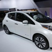 Electric car tipping point may challenge pioneers
