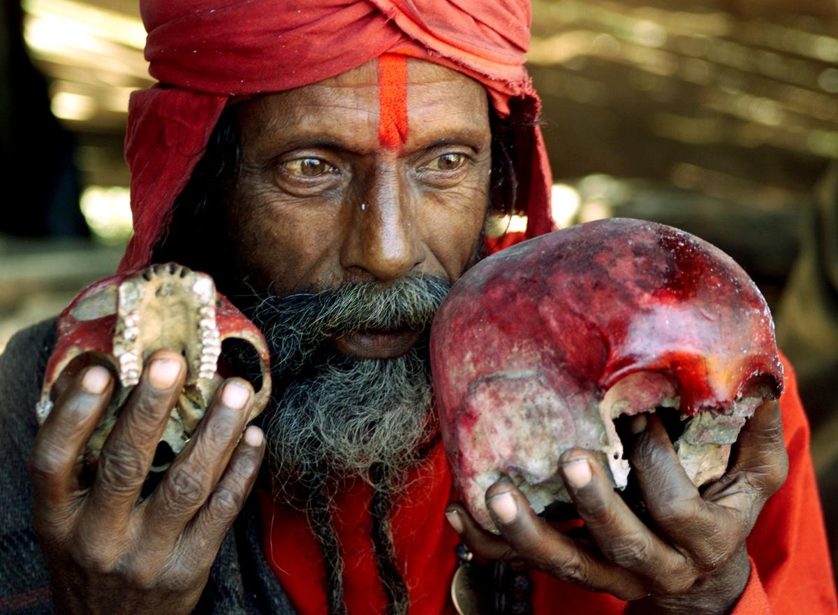 Police hunt female witch doctor who carried out barbaric