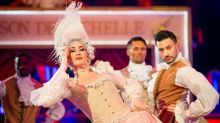 Michelle Visage is voted out of 'Strictly' amid flurry of controversy over Vogue routine