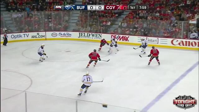 Buffalo Sabres at Calgary Flames - 03/18/2014