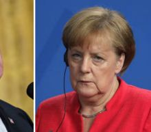 Trump Claims German Crime Is Way Up To Defend Child Separation Policy. It's Not.