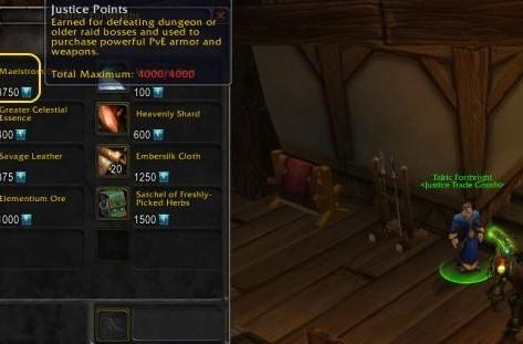 Gold Capped: Patch 4.1 and Maelstrom Crystals