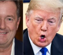 Piers Morgan's 'Application' To Become Donald Trump's Chief Of Staff Goes Awry