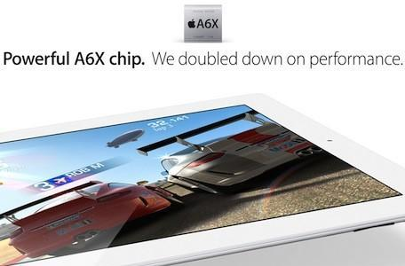 """Ars reviews the new iPad: """"power to spare"""""""