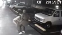 Video Shows Former NBA Player Acquitted Of Rape Pulling Half-Naked Accuser Back To Motel