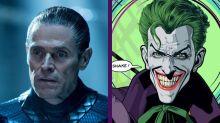 ¿Debería Willem Dafoe ser el próximo Joker en las secuelas de 'The Batman'?