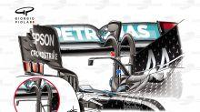 Análise técnica: as atualizações de Mercedes, Red Bull, McLaren e Renault apresentadas no GP da Toscana de F1