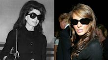 How the style of America's First Ladies has changed over time