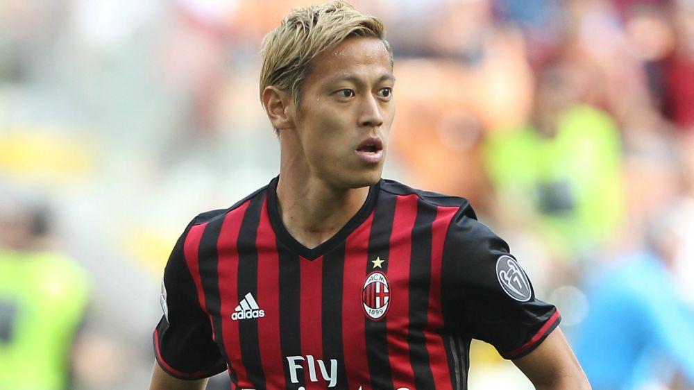 Probabili formazioni Cagliari-Milan: Honda al passo d'addio