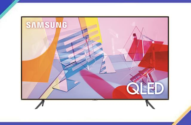 A Samsung 50-inch TV for $498, plus more incredible Black Friday deals