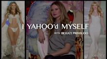 Behati Prinsloo on Adam Levine, her Tattooed Engagement Ring, & Wearing Lingerie