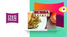 BUBBA burger Partners with IZEA to Launch Three New Veggie Burgers