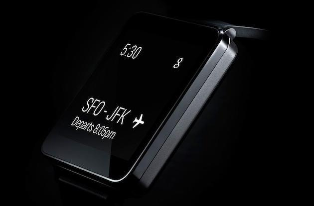LG's G Watch has a smartphone processor inside and goes on pre-order today