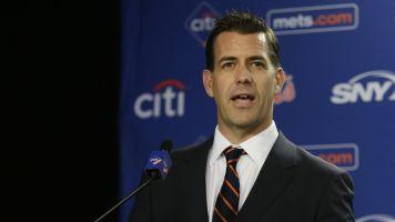 Mets GM: 'We're the favorites' in NL East