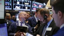 Yesterday's stock market selloff after record highs is actually bullish