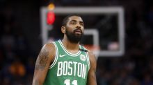 Kyrie Irving will probably miss a few games, as the Celtics think big-picture
