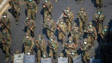 Myanmar coup: UN calls for arms embargo against military