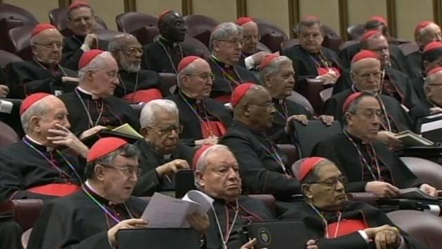 Man Tries to Infiltrate Meeting of Cardinals in Rome