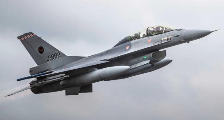 大陸又要變臉了 美售台灣66架F-16