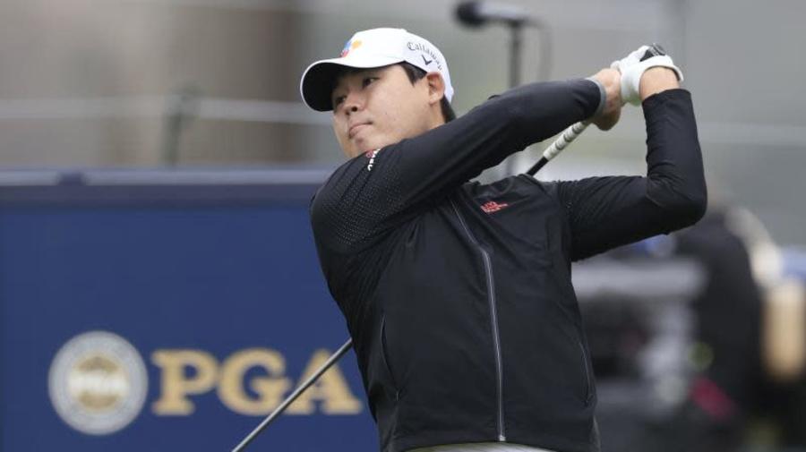 Surcoreano Kim supera a Cantlay con dos birdies finales y se proclama campeón