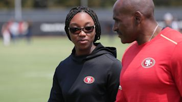 Scout's honor: 49ers' Clavelle has big dreams
