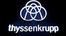 Thyssenkrupp nears full sale of elevator unit - sources