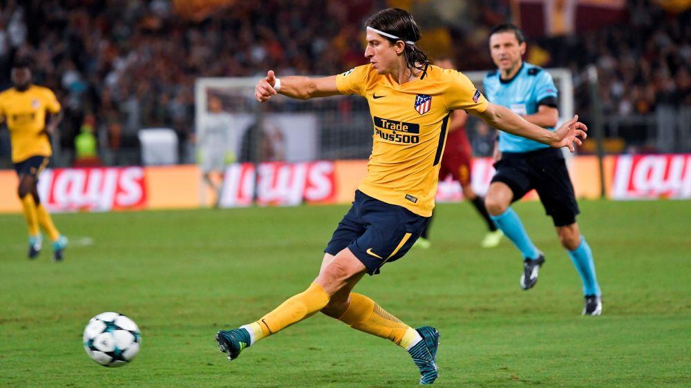 Filipe Luis von Atletico Madrid lobt Gerard Pique: Mehr Fußballer sollten so sein wie er