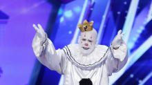 Meet 'AGT' Breakout Star Puddles, The 'Sad Clown With the Golden Voice'