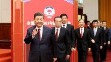 """Xi spinge sull'acceleratore cinese: """"Tempo e slancio dalla nostra parte"""""""