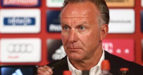 Foot - C1 - Bayern - Bayern Munich : Karl-Heinz Rummenigge veut «tirer les conséquences» de la défaite à Paris