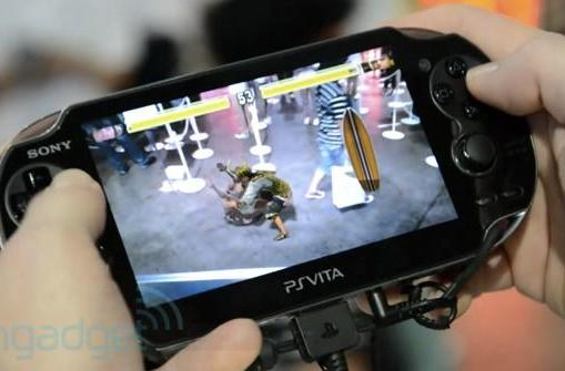 Sony PlayStation Vita battery life: as little as three hours on a charge