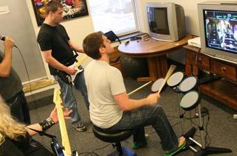 Rock Band: The next great franchise (an interview with Harmonix)