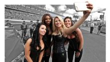 NASCAR Fans Suddenly Upset by Monster Energy Girls' Revealing Outfits