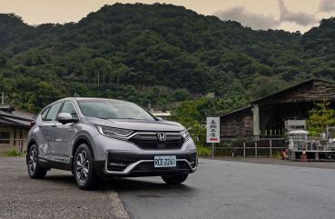 國民休旅大安全小改款 Honda CR-V 1.5 S試駕