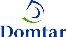 Media Advisory: Domtar Corporation Second Quarter 2020 Financial Results