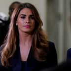 Ex-Trump aide Hicks denies involvement in hush money talks: lawyer