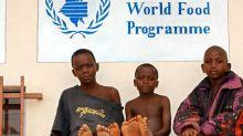 Le prix Nobel de la paix attribuéau Programme alimentaire mondialde l'ONU
