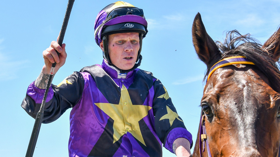 Apprentice jockey placed in coma after track work fall