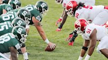 Will this finally be the breakthrough year for Michigan State's offensive line?