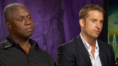 Andre Braugher And Scott Speedman Talk Moving To Hawaii For ABC's 'Last Resort'