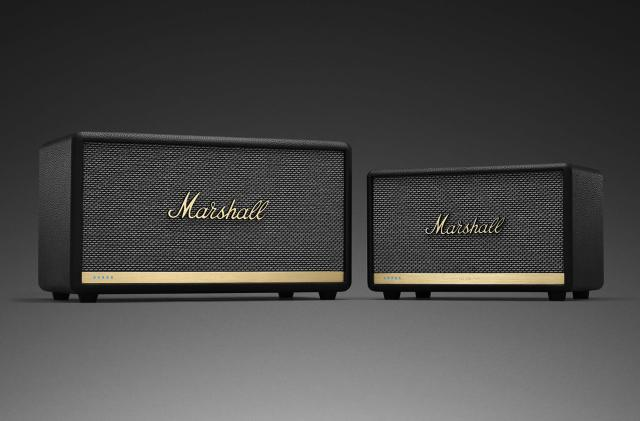 Marshall taps Alexa for its first smart speakers