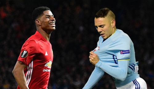 Europa League: Celta Vigo vs. Manchester United im kostenlosen Livestream